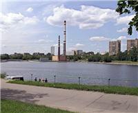 Рыбалка на Кожуховском пруду
