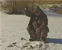 Видео «Ни хвоста, ни чешуи» — Ловля карася зимой