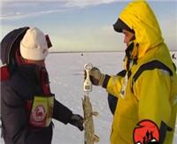 """Видео """"Мужская компания"""" - Озеро Уелги. Соревнования по зимней ловле"""