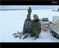 """Видео """"Сибирская рыбалка"""" - Особенности сибирской зимней рыбалки"""
