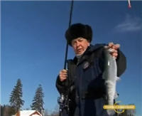 Видео «Рыболовные путешествия» — Форель под Москвой