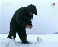 Видео «Мастер-рыболов» — Озеро Вселуг, Тверская область. Ловля судака на жерлицы