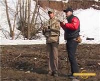 """Видео """"Рыболовные путешествия"""" - Зимняя рыбалка на спиннинг"""