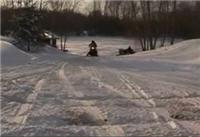 """Видео """"Рыболовные путешествия"""" - Сызрань зимой. База """"Удача"""""""