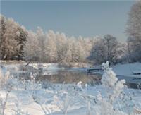 Вести с водоемов Подмосковья — Январь 2012