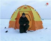 Видео «Мастер-рыболов» — Зимняя ловля белой рыбы.Смоленская область. Вазузское водохранилище