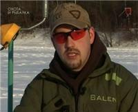 Видео «Мастер-рыболов» — Ловля по последнему льду