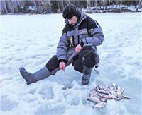 Мастерская рыбалка на Истринском водохранилище