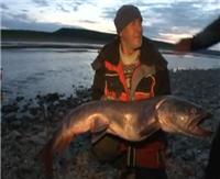 Видео «Моя рыбалка» — Рыбалка в Якутии с Анатолием Полотно. Часть 2 (16 выпуск)