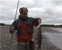 Видео «Моя рыбалка» — Рыбалка на реке Куранах-Сиктях. Часть 1 (17 выпуск)