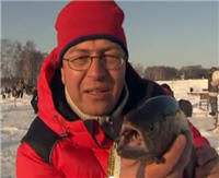 Видео «Моя рыбалка» — Финал чемпионата по ловле форели (22 выпуск)