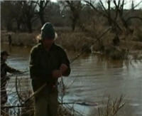 """Видео """"Siandien Kimba"""" - Рыбалка на реке"""