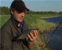 "Видео ""Siandien Kimba"" - Ловля рыбца на реке"