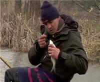 "Видео ""Siandien Kimba"" - Ловля леща на озере"