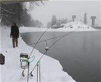 """Видео """"Рыбалка с Пашком"""" - Зима. Москва-река. Голавль (1 выпуск)"""