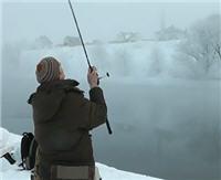 """Видео """"Рыбалка с Пашком"""" - Зимний фидер. Москва-река. Часть 2 (3 выпуск)"""
