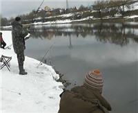 """Видео """"Рыбалка с Пашком"""" - Весенний фидер. Москва-река (5 выпуск)"""