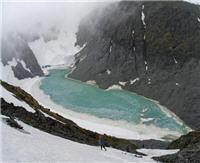ЯНАО. Ледник МГУ