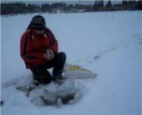 """Видео """"Болен рыбалкой"""" - За зимним налимом"""