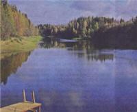 Река Перевалочная