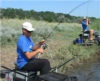 """Видео """"О рыбалке всерьез"""" -   Ловля """"Белой рыбы"""" пикером"""