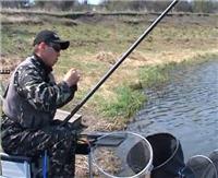 Видео «О рыбалке всерьез» — Штекерная ловля карпа на пруду
