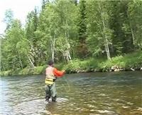"""Видео """"Планета рыбака"""" - Весенняя рыбалка на сибирских реках"""