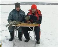 Видео «Простые радости» - Особенности зимней ловли крупного леща. Озеро Большой Еланчик