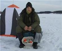 Зимняя рыбалка. Ловим уклейку (10 частей)