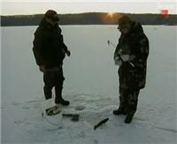 Видео «Мастер-рыболов» — Зимняя ловля налима