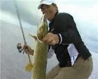 Видео «Рыбалка на Руси» — Февраль 2013