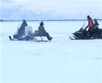 Видео «Сибирская рыбалка» — Особенности сибирской зимней рыбалки