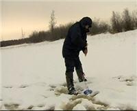Видео «Сибирская рыбалка» — За щукой зимой