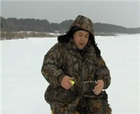 Видео «Сибирская рыбалка» — Насадочная мормышка