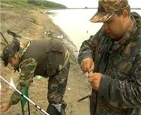 Видео «Сибирская рыбалка» — Эволюция донки (закидушка)