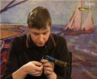 Видео «Большая рыбалка» — Зимний нахлыст