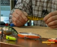 Видео «Секреты рыболовства» - Проводки воблеров
