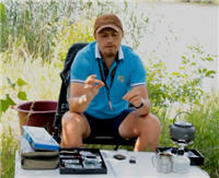 """Видео """"Рыбалка нового поколения"""" - Ловля леща в реке"""