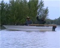 Видео « Главная рыбалка» —  Ловля сома на квок