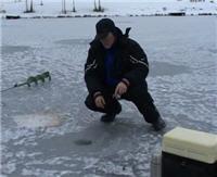 Видео « Главная рыбалка» —   Зимняя блесна