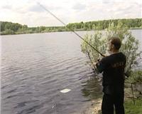 Видео « Главная рыбалка» —  Ловля карпа
