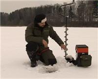 Видео «По клевым местам» —  Рыбалка на Истринском водохранилище. Часть 1