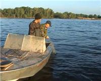 Видео «По клевым местам» —  Речная рыбалка на Цимле