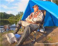 Видео «ПашАсУралмашА: Летний сезон 2013» — Рыбалка и обзор снаряжения.  Часть 1: Все для удобства