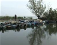 Видео «По клевым местам» —  Рыбалка на Усть-Манычевском водохранилище