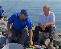 Видео «Профессиональная рыбалка» —   Выпуск 2. Финский залив
