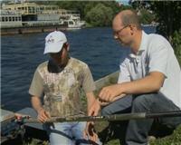 Видео «Профессиональная рыбалка» —  Выпуск 4. Малая Невка