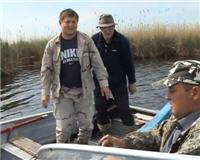 Видео «По клевым местам» —  Рыбалка на Весёловском водохранилище