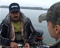 Видео «Профессиональная рыбалка» —   Подмосковное водохранилище