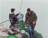 Видео «Профессиональная рыбалка» —   Выпуск 9.Финский залив. Часть 3